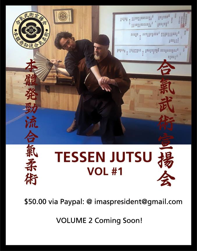 Name:  Tessen Jutsu DVD Cover.jpg Views: 454 Size:  70.4 KB