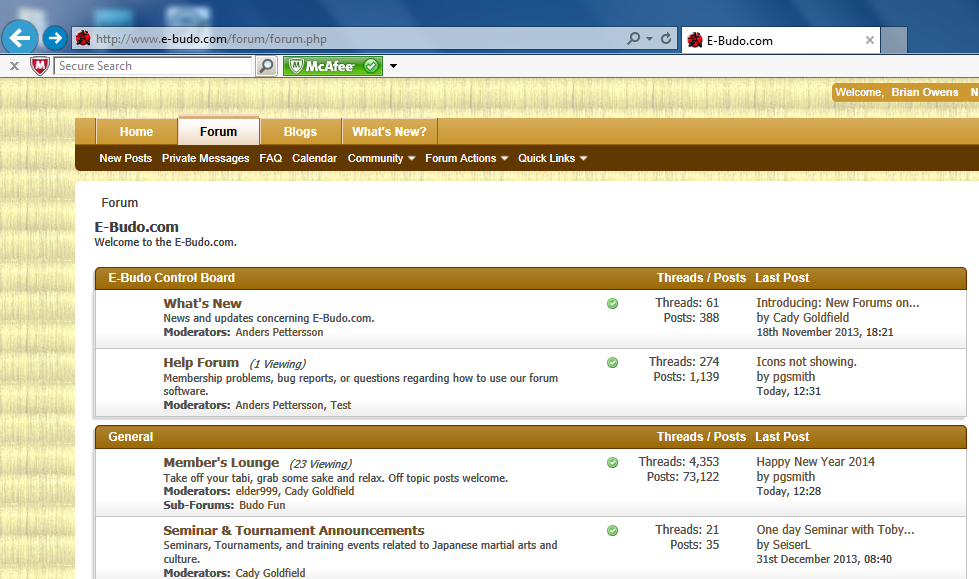 Name:  E-Budo Forums Screen.png Views: 74 Size:  167.3 KB